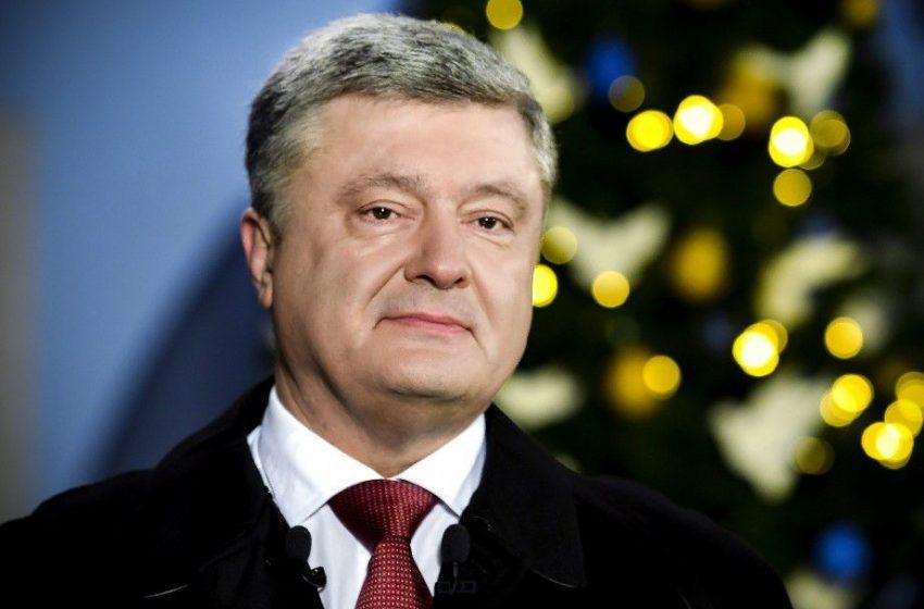 Порошенко також буде вітати українців з Новим роком: у мережі опублікували фото зі зйомки (ФОТО)