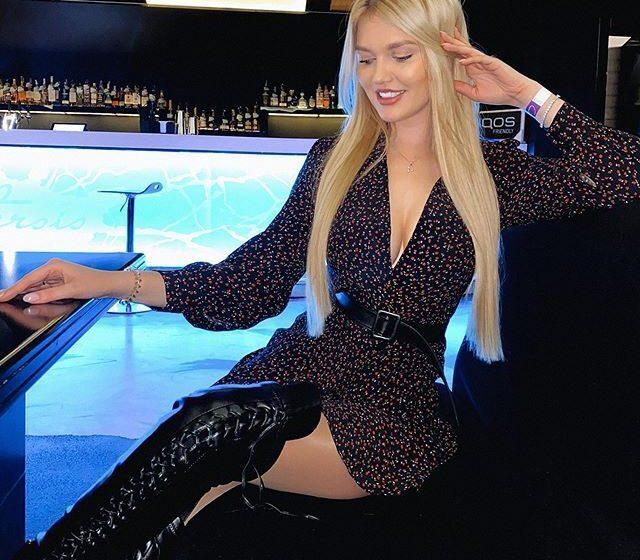 Бориславчанка, яка стала першою віце-міс Україна у 2018 році їздить у Росію до впливового московського чиновника