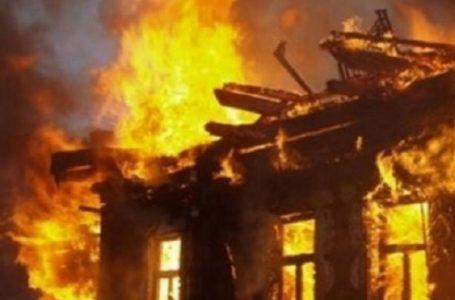 У Бориславі в житловому будинку спалахнула пожежа
