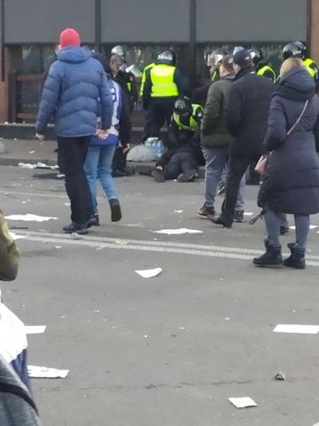 Перша жертва нового Майдану у Києві: у лікарні помер побитий активіст