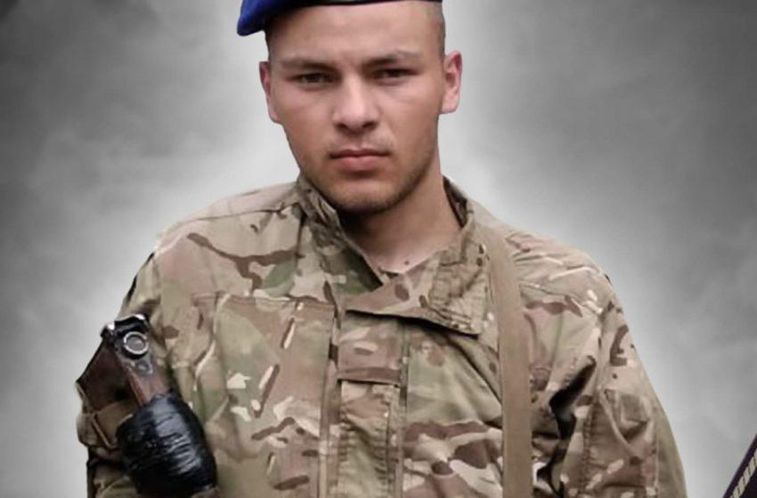 На Донбасі трагічно загинув 21-річний нацгвардієць
