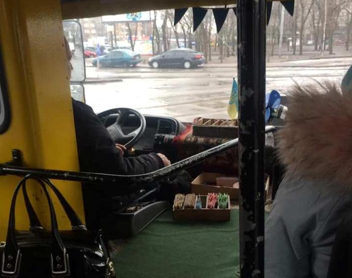 """""""Це УКРАЇНА! Дєтка!"""": у Києві водій провчив російськомовну пасажирку"""