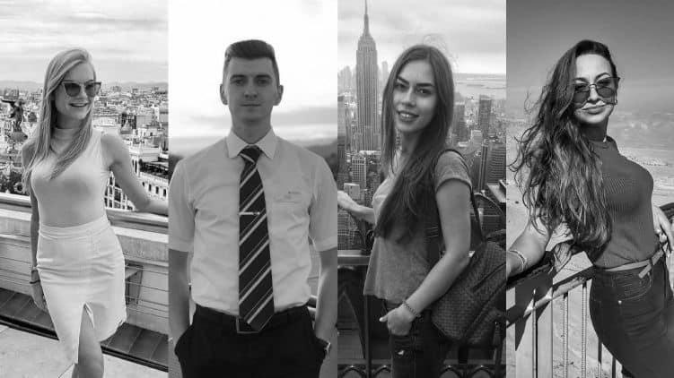 Ким були у повсякденному житті українці, які загинули в авіакатастрофі? Фото та спогади друзів