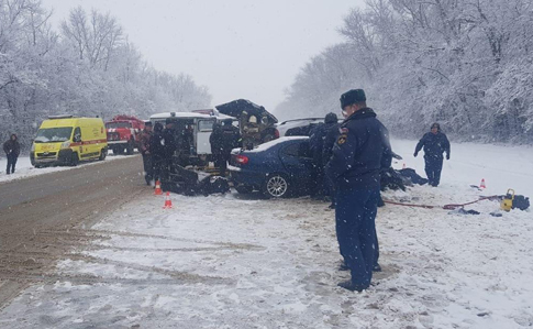 У Росії розбився мікроавтобус з українцями: є загиблі, троє у дуже важкому стані