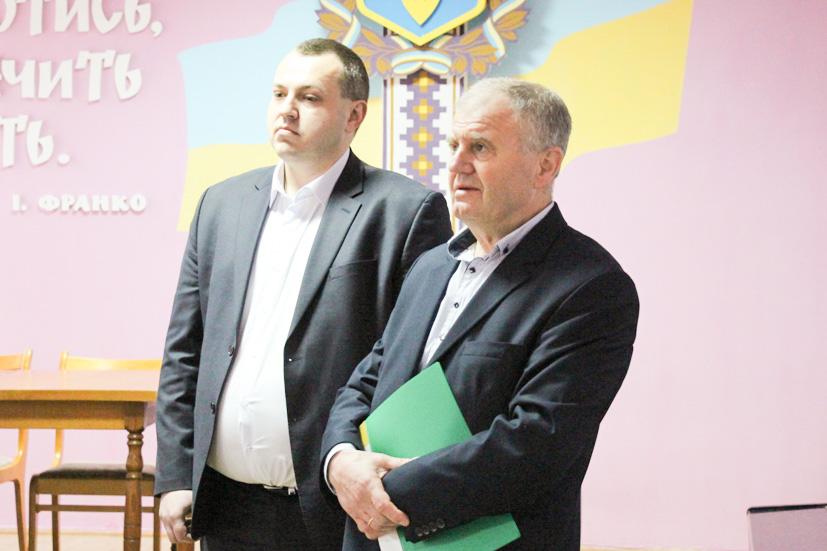 У Дрогобицькій лікарні №1 змінився головний лікар (ФОТО)