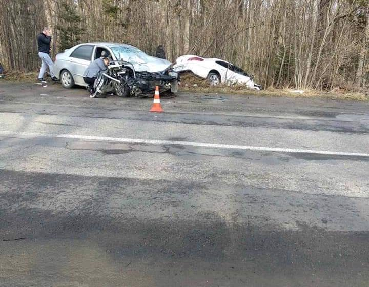 """""""Прокляте місце"""": між Бориславом і Трускавцем трапилася справжня автотроща, є постраждалі (ФОТО)"""