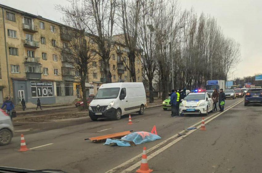 У Львові в трагічній ДТП загинула працівниця комунальної служби міста (ФОТО)