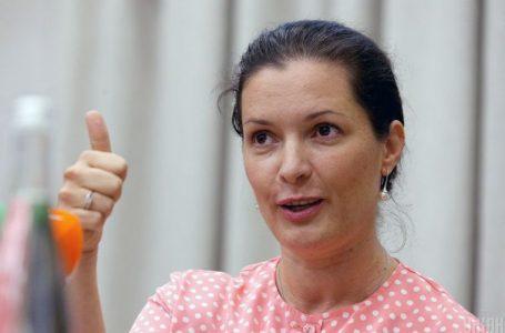 Міністр охорони здоров'я Зоряна Скалецька залишиться в обсерваторії наступні 14 днів