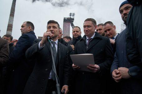Зеленський на шахті призначив нового голову Львівської ОДА