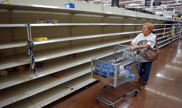 Страх голоду: охоплена коронавірусом Росія попросила у Білорусі ще більше продуктів