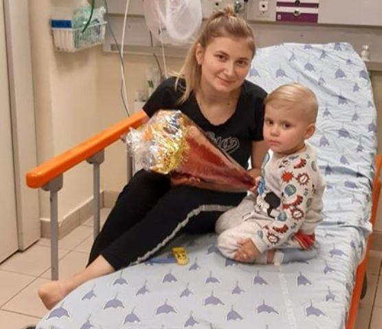 Маленький Владислав з Борислава бореться за життя, потрібна термінова допомога (ФОТО)