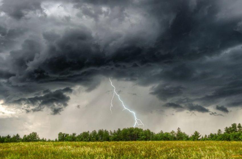 Увага! На Дрогобиччині оголошено штормове попередження