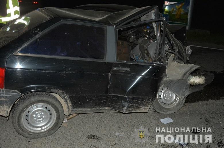Біля Львова п'яний військовий вчинив смертельну ДТП (ФОТО)