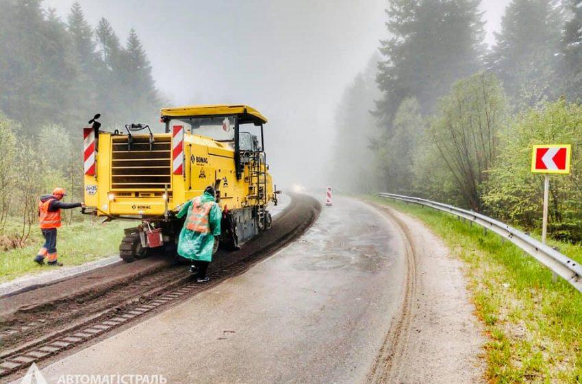 Розпочався довгоочікуваний ремонт дороги Східниця-Борислав (ФОТО)