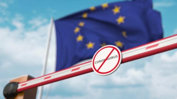 Євросоюз не дозволить в'їзд для українців з 1 липня