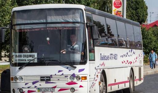 Від сьогодні відновлено автобусне сполучення зі Львова до Східниці (графік)