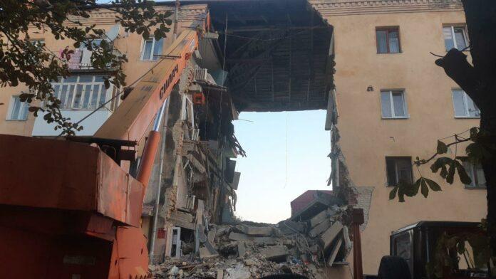 За трагічний обвал будинку у Дрогобичі судитимуть комунальників