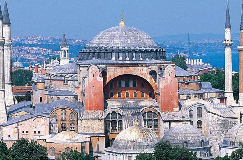 Як реагує світ на указ Ердогана про передачу собору Святої Софії під мечеть