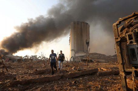 Вибух у Лівані: 78 загиблих та 4 тисячі поранених, сотні – зникли безвісти (фото)