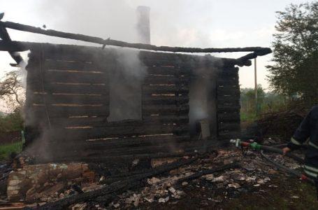 На Львівщині у жахливій пожежі загинув чоловік