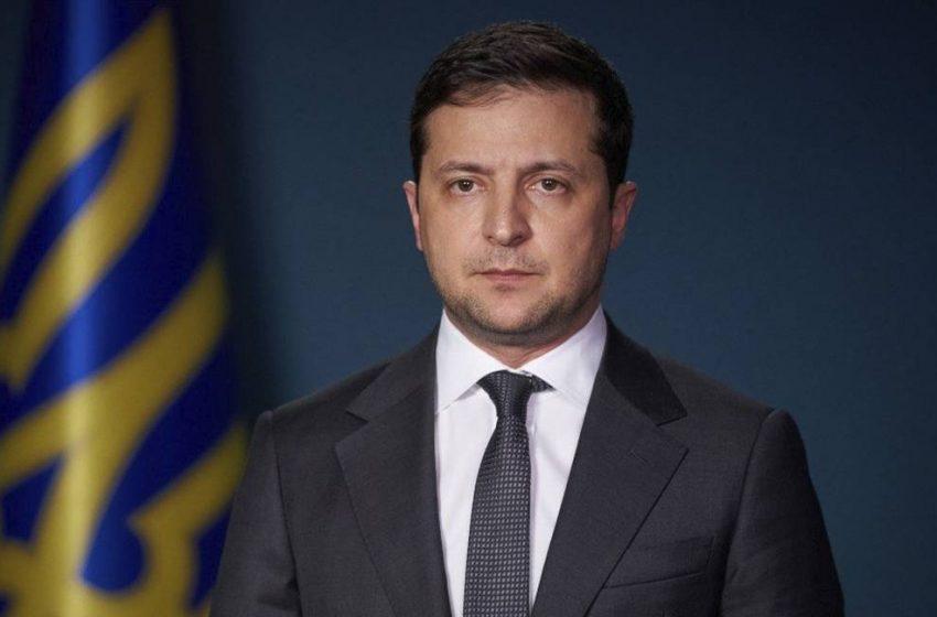 Зеленський відреагував на протести у Білорусі
