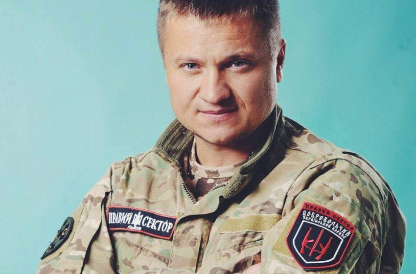 Велика втрата для України: від важкої хвороби помер Андрій Гергерт, комбат Української добровольчої армії