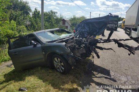 Житель Дрогобиччини загинув у моторощній ДТП на Рівненщині(ФОТО)