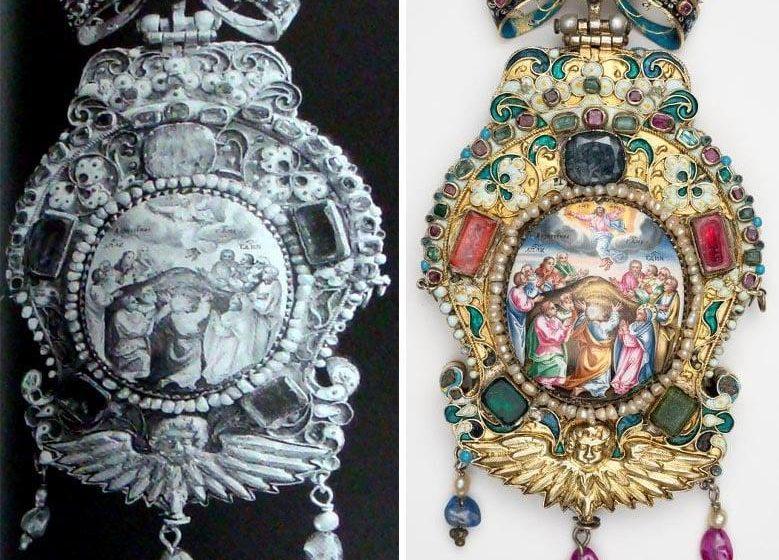 У Росії музей показав скарби, що зникли з Лаври в Києві