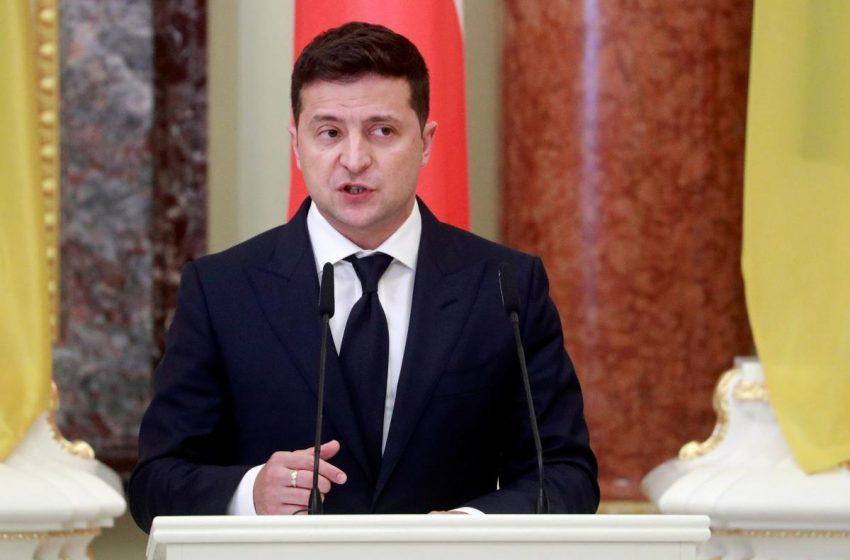 Вступ до ЄС – Зеленський хоче, щоб Україну запрошували до Євросоюзу