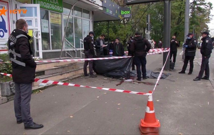 Спочатку викинула донечку, а потім сама: жахлива трагедія скилихнула весь Київ (ВІДЕО)