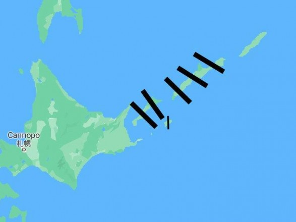 Чиновника на Сахаліні звільнили за використання карти з японськими Курилами
