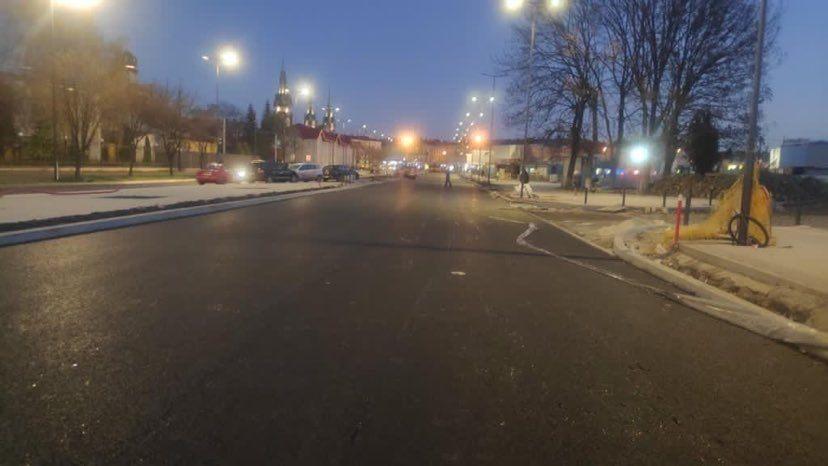 У Львові відкрили ще одну смугу на дорозі до вокзалу (ФОТО)