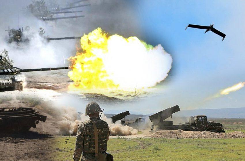 """Путін вводить """"миротворців"""" у Нагірний Карабах"""