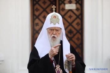 """""""Автокефалію ПЦУ не визнає жодна церква"""", – Філарет зробив скандальну заяву"""