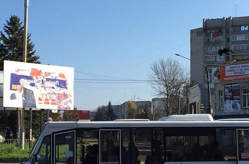 Веселий возив своїх виборців на кладовище (ФОТО)