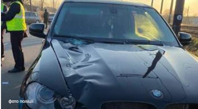 У Стрию п'яний водій збив на смерть літнього чоловіка (фото)