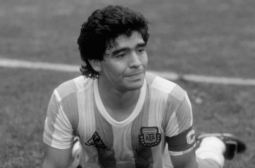 У вічність відійшов легендарний футболіст Дієго Марадона