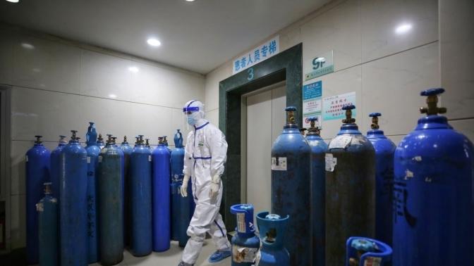 У Зеленського зізналися, що в Україні ніхто не займався питанням кисню для хворих на COVID-19