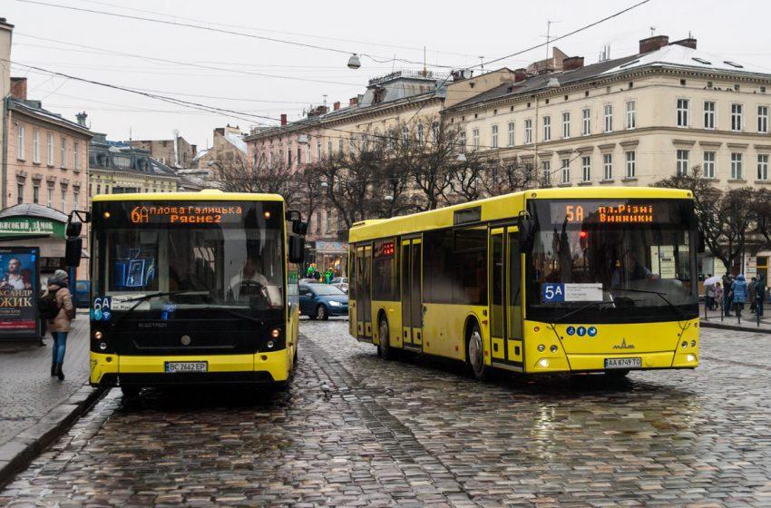 """""""ЛОДА не дозволяє"""": міські автобуси не їздитимуть до наведених пунктів Львіської ОТГ"""