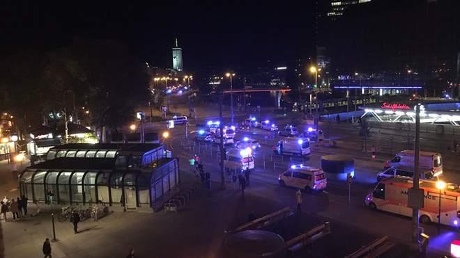 У Відні ісламісти розстрілювали людей на вулиці, є багато загиблих і поранених(ФОТО/ВІДЕО 18+)