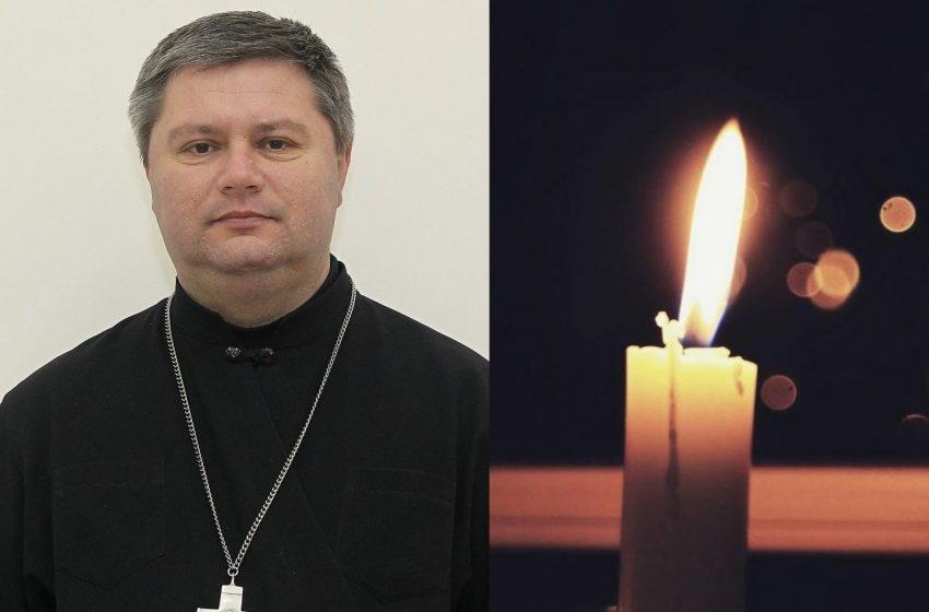 """""""Без батька залишилося 4 дітей"""": на Західній Україні від важкої недуги помер священник"""