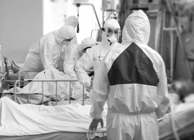 На Львівщині коронавірус не збавляє обертів: за добу зафіксували черговий антирекорд