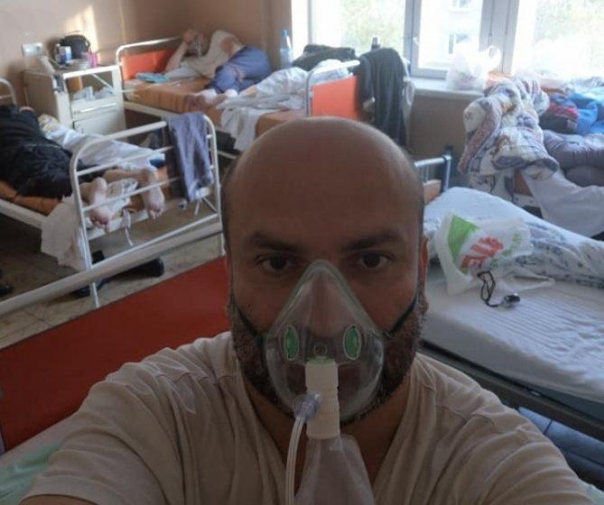 """""""З нашої палати тільки я один вижив"""": чоловік розповів про те, як лікують хворих на COVID-19 в українських лікарнях"""