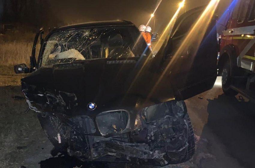 На Львівщині у жахливій автотрощі постраждало шестеро людей (ФОТО)
