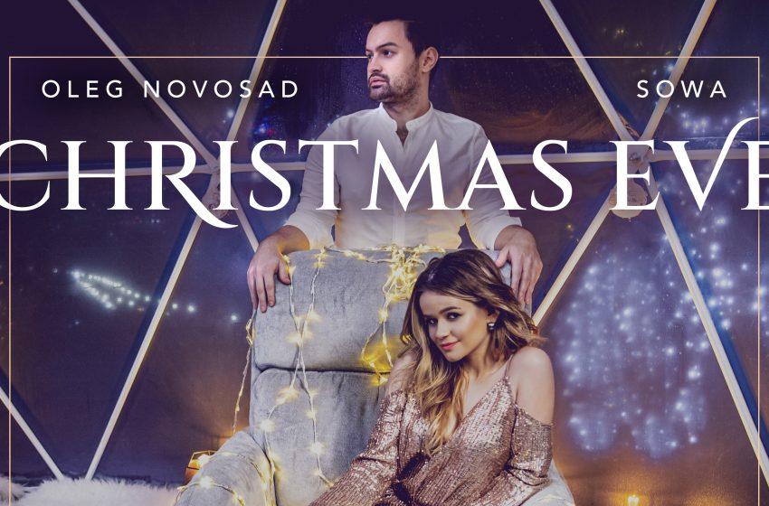 """Музичний продюсер Oleg Novosad та співачка SOWA презентують новорічну пісню """"Christmas Eve"""", під яку потрібно загадувати бажання"""
