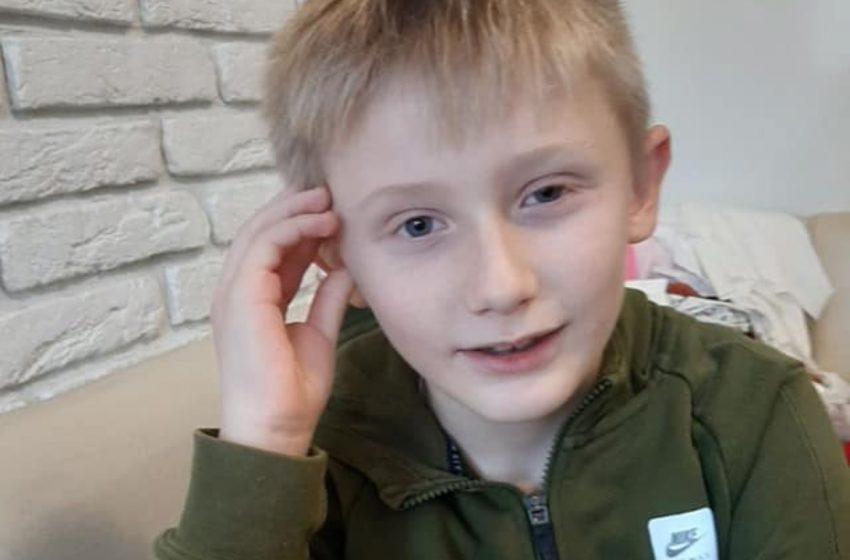 У Львові дорогою зі школи зник 9-річний хлопчик (ФОТО)