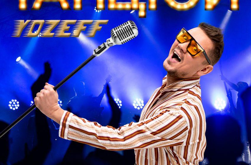 Український співак угорського походження YOZEFF найдрайвовіший сингл «Танцюй»