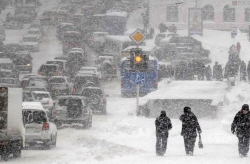 На Львівщину повернуться сильні снігопади та хуртовини