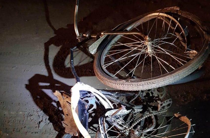 Хотів втекти з місця ДТП: водій сховав у багажнику труп на смерть збитого велосипедиста (відео)