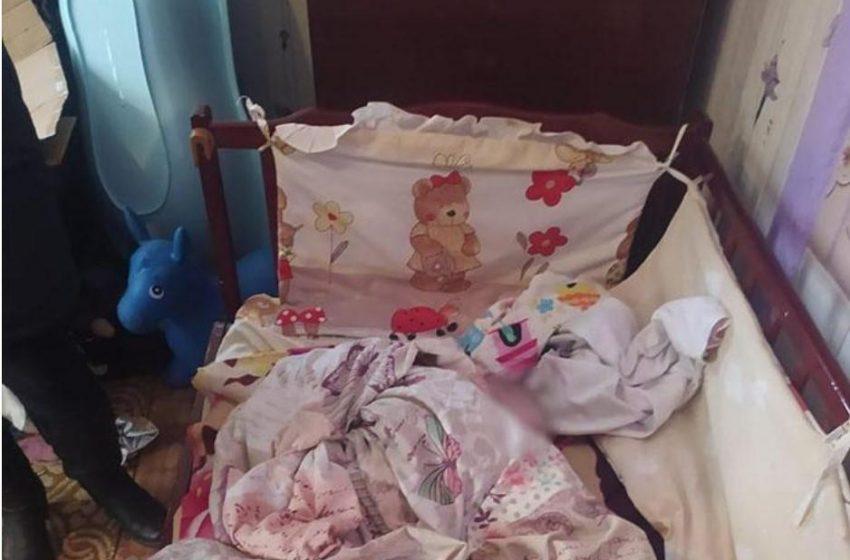 Чоловік вбив свого чотиримісячного сина